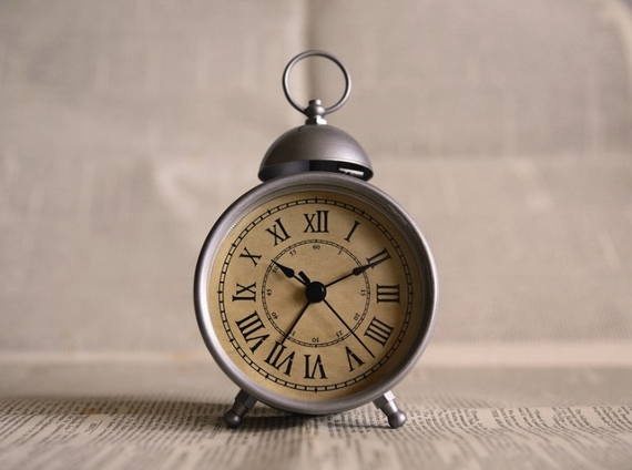 One Small Change: An Alarm Clock